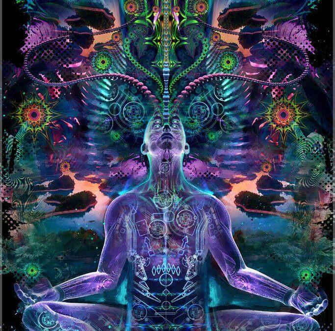 Meditación para depurar el 6to chakra Tercer Ojo.