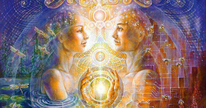 Ser consciente de nuestro reflejo en el mundo y del impacto del reflejo del mundo en nosotros.
